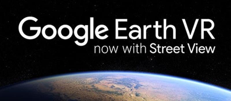 Google Earth VR